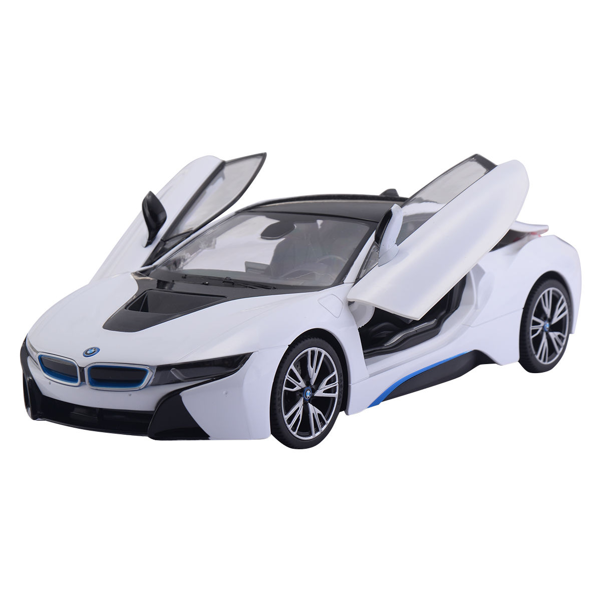 Licensed Rastar R C Remote Control Car Vehicle 1 18 Bmw I8 59200