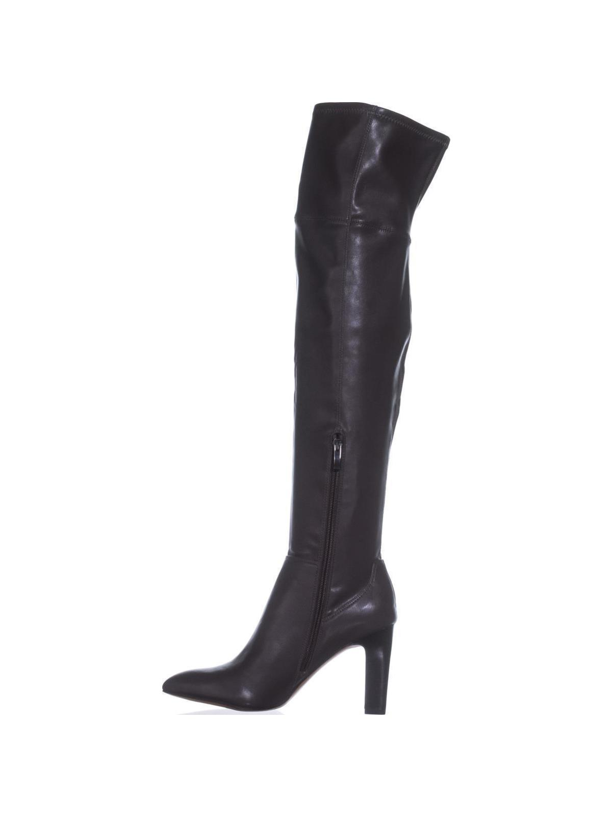 Womens Franco Sarto Katie Over-the-Knee Boots, Peat