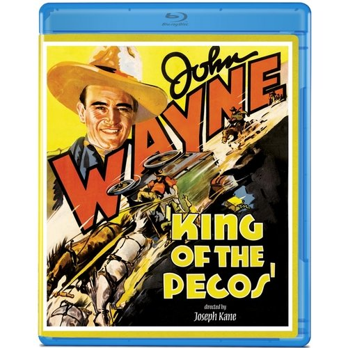King Of The Pecos (Blu-ray) (Full Frame)