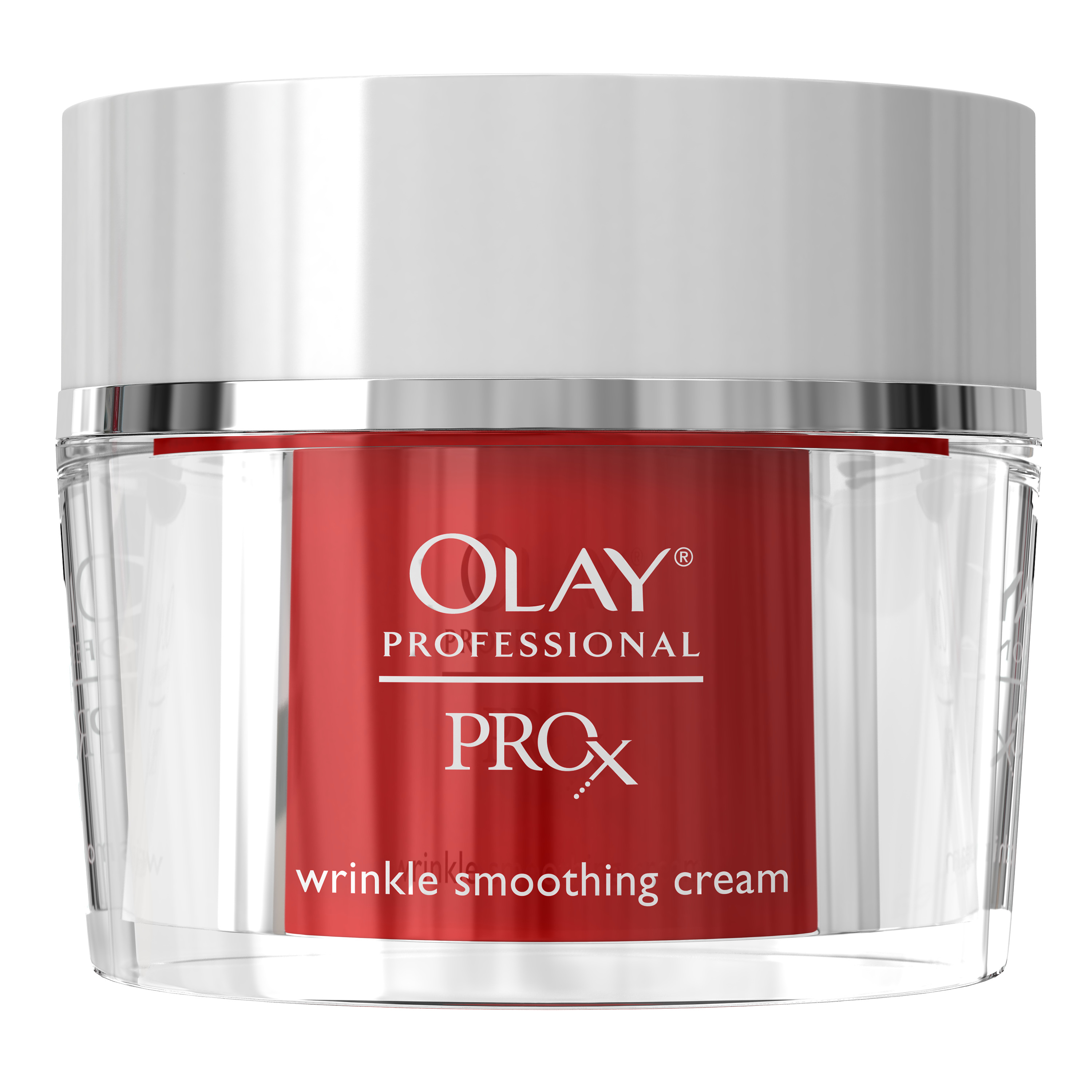ProX by Olay Wrinkle Smoothing Anti Aging Cream Face Moisturizer 1.7 oz
