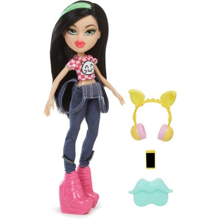 Bratz Remix Doll, Jade