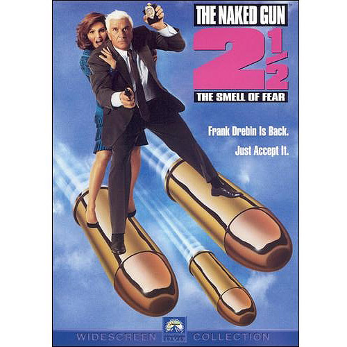 NAKED GUN 2 1/2-SMELL OF FEAR (DVD/WS ENHANCED 16X9/DOL DIG/ENG 5.1 SUB)