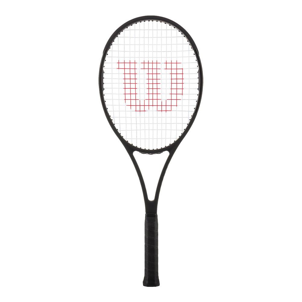 Wilson Pro Staff >> Wilson Pro Staff 97 Ls Black Tennis Racquet Grip 4 3 8 Walmart Com