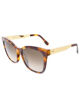 62560274f7c Product Image Jimmy Choo JUNIA S 0BHZ Havana Square sunglasses