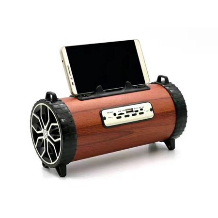 Portable Rechargeable 10W Wireless Speaker for BLU Vivo One Plus (2019), Go, XL4, XI, C6L, Studio Mega (2018)