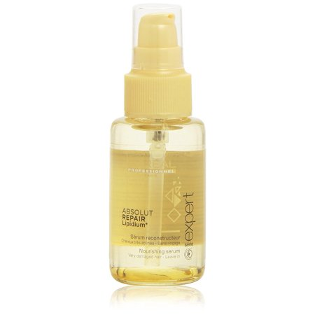 Absolut Repair Serum - L'Oreal Paris Professional Serie Expert Absolut Repair Lipidium Nourishing Serum, 1.69 oz