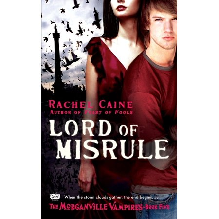 Lord of Misrule : The Morganville Vampires, Book - Look Like A Vampire For Halloween