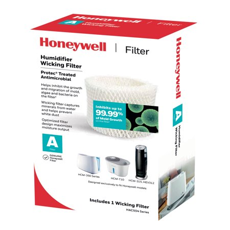 Honeywell Replacement Humidifier Filter A, 1 Pack, HAC-504 ()