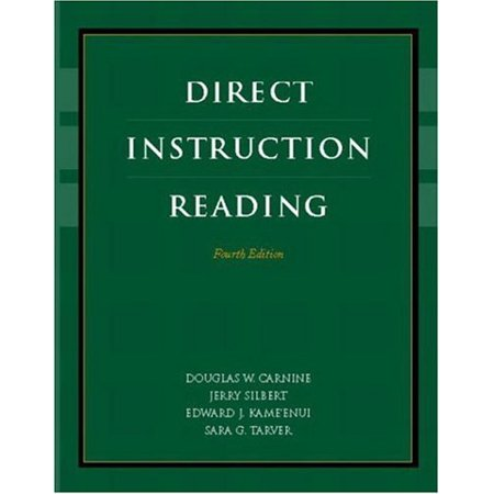 Direct Instruction Reading 4th Edition By Douglas W Carnine