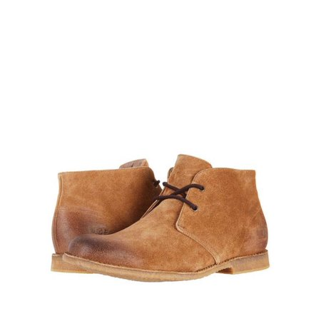 UGG Leighton Waterproof Men's Leather Lace Up Chukka Boot 1017769](Ugg Boots Boys)