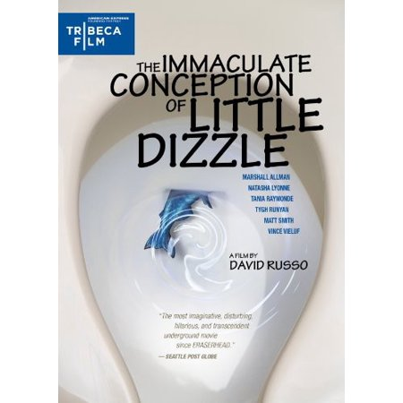 The Immaculate Conception of Little Dizzle (DVD)