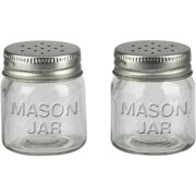 Barbuzzo Mason Salt & Pepper Shaker