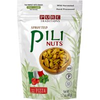 Sprouted Pili Nuts Pizza 1.7 oz
