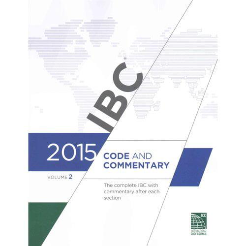 International Building Code Commentary, Volume 2