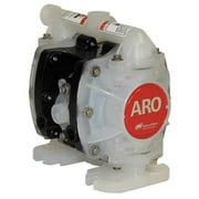 ARO PD01P-HPS-PTT-A Diaphragm Pump, Non-Metallic, 1/4 in.