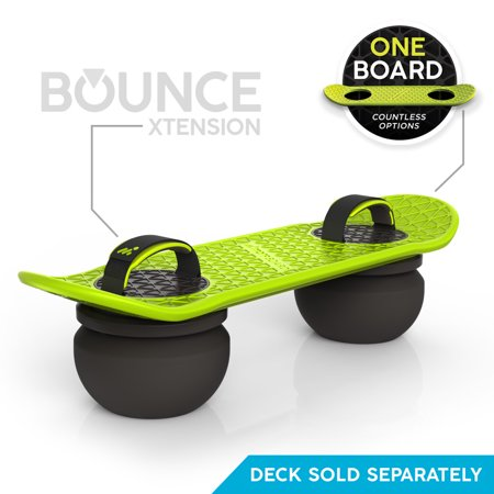 MORFBOARD Bounce Xtension (Deck Sold Separately) - Chartreuse