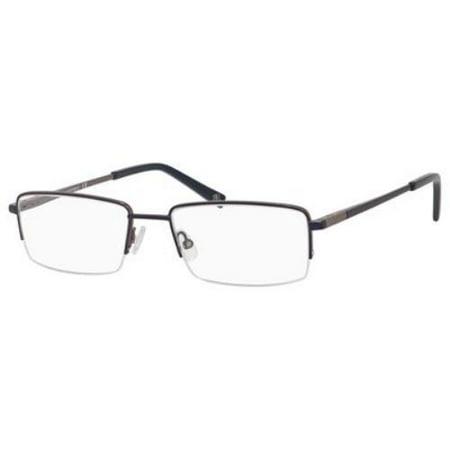 BANANA REPUBLIC Eyeglasses WYATT 0DA4 Navy Ruthenium 51MM