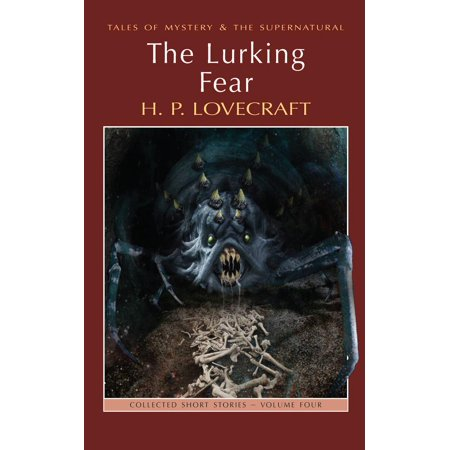 The Lurking Fear: Collected Short Stories Volume Four - eBook - Layers Of Fear Halloween Story