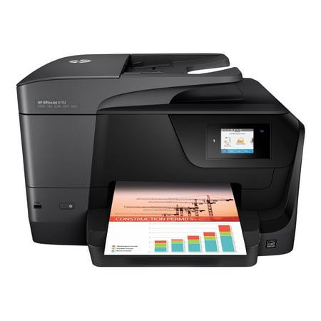 HP OfficeJet 8702 Wireless All-in-One Printer (M9L81A) (Hp All In One Officejet)