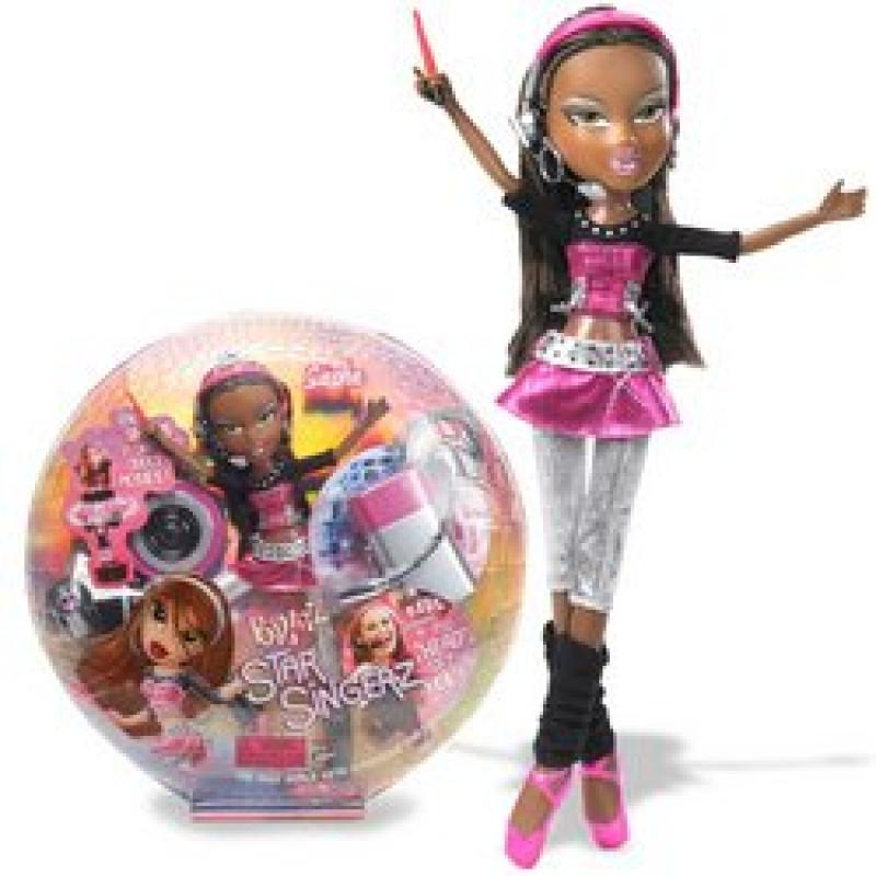 Brainstorm Bratz Star Singerz Sasha by