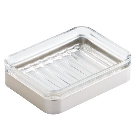 (InterDesign Westport Soap Dish, Clear)