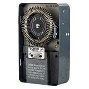 TORK 8301 Electromechanical Timer, 120V, SPDT-NO/NC