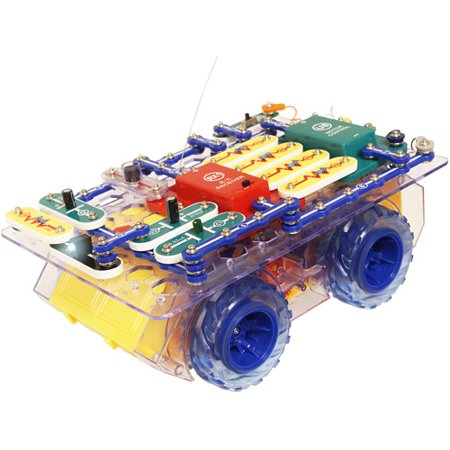 Elenco Snap Circuits RC Snap Rover - Snap Circuit Lights