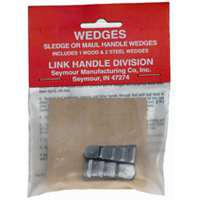Link Handle 64133 Axe Handle Wedge, For Use With Hatchet, Wood/Steel