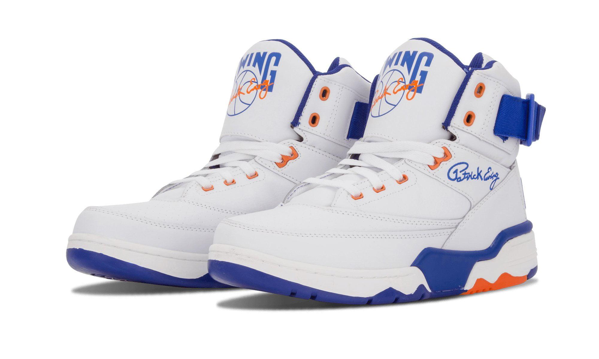 Ewing Athletics Ewing 33 Hi Knicks Men's Basketball Shoes 1EW90014-136 Size 8