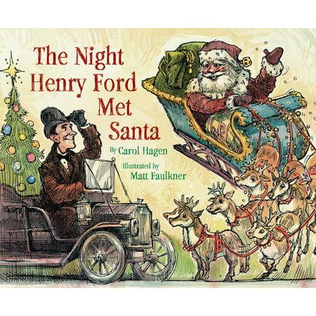 The Night Henry Ford Met Santa - Halloween Henry Ford