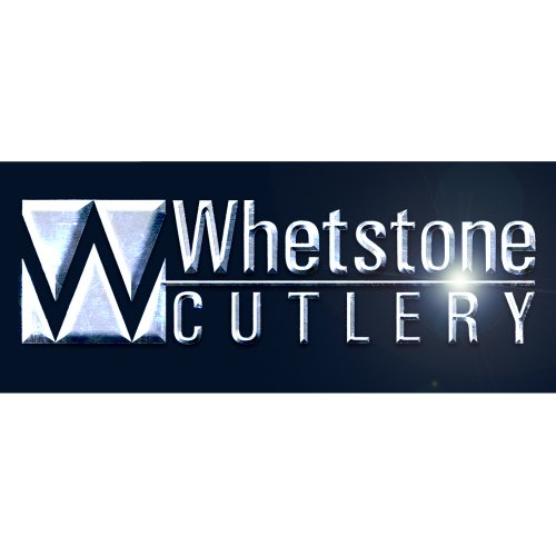 Image of Whetstone Silver Full Tilt Survival Knife with Survival Gear, Black
