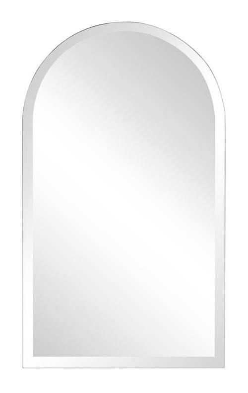 Contemporary Arched Mirror by Howard Elliott Collection