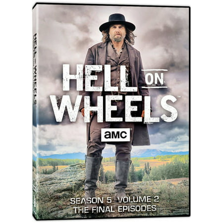 Hell On Wheels: Season 5, Volume 2 - The Final Episodes (Widescreen)](Out Of The Box Halloween Episode)