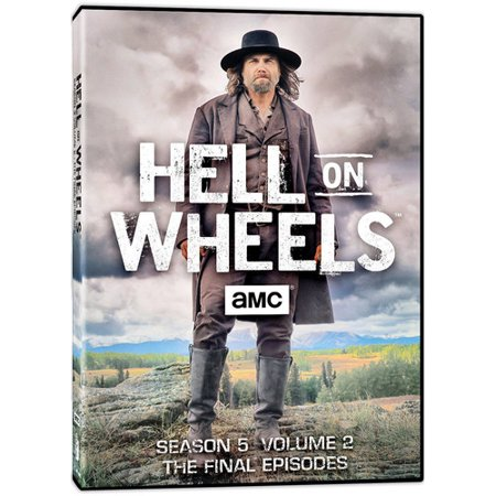 Hell On Wheels: Season 5, Volume 2 - The Final Episodes (Widescreen) - Out Of The Box Halloween Episode