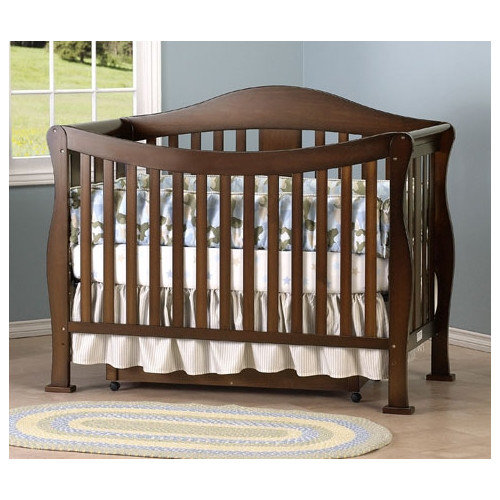 DaVinci Parker 4-in-1 Convertible Crib with Toddler Rail