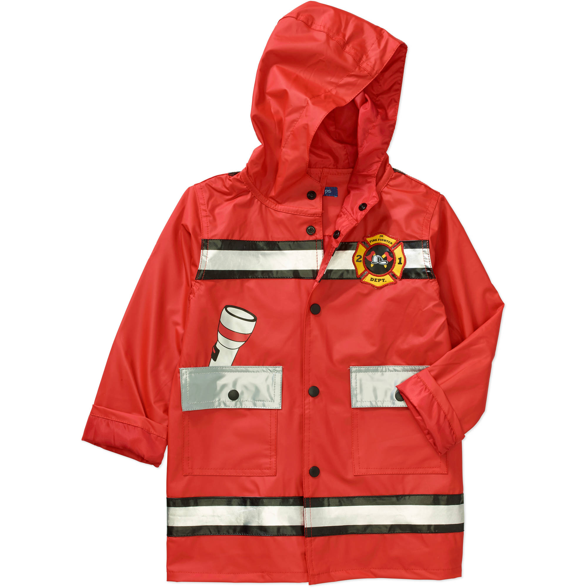 Raindrops Little Boys' Rain Jacket