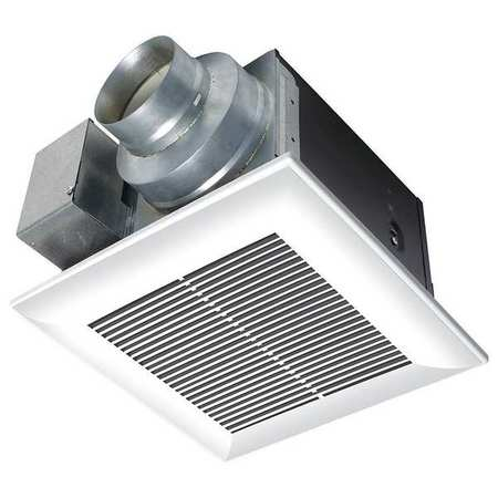 Bathroom Fan,80 CFM,0.12A,14.7W