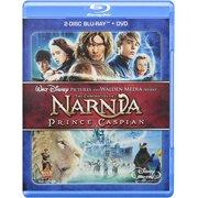 The Chronicles of Narnia: Prince Caspian (2 Disc Blu-ray + DVD)