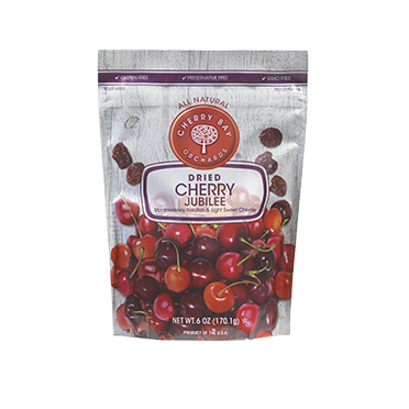 Cherry Bay Orchards Dried Cherry Jubilee (Montmorency, Balaton, and Light Sweet Cherries... by Generic