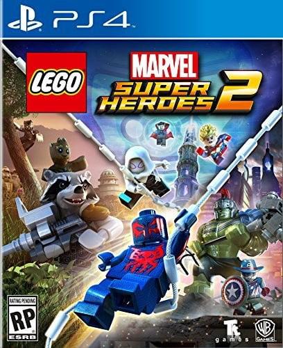 Lego Marvel Super Heroes 2 (Playstation 4) by WARNER BROS GAMES