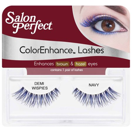 Salon perfect eyelash demi wispie blue for Hair salon perfect first essential