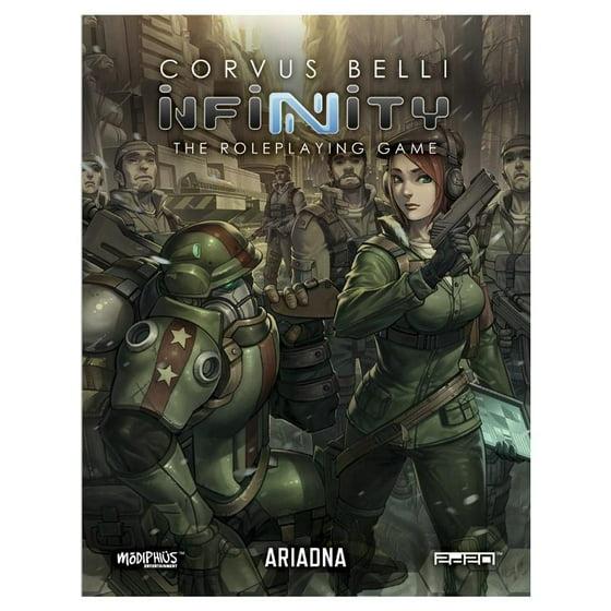 Infinity RPG - Ariadna New