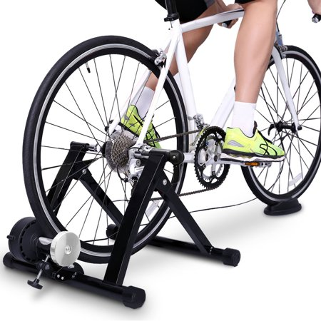 snorda Bike Trainer Stand Magnetic Bicycle Stationary Stand For Indoor Exercise