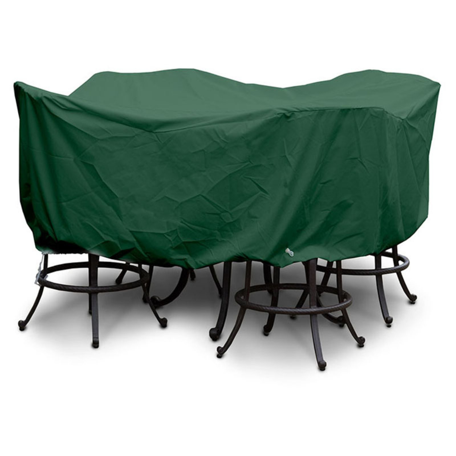 KoverRoos Weathermax 84 in. Large Bar Set Cover with Umbrella Hole