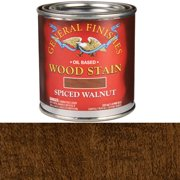 Spiced Walnut Oil Stain, 1/2 Pint