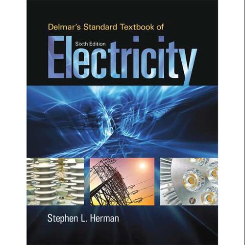CENGAGE LEARNING 9781285852706 Book,Delmars StandardTextbook ofElectric