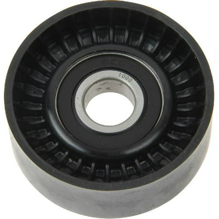 OE Replacement for 2009-2015 Dodge Durango Accessory Drive Belt Idler Pulley (Citadel / Crew / Crew Plus / GT / Limited / Limited Hybrid / R/T / SE / SLT / Special