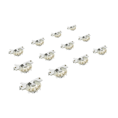 Tele Fits Usa Switch - Original USA CRL 3-Way Switch for Fender Tele Telecaster   - 12 Pack