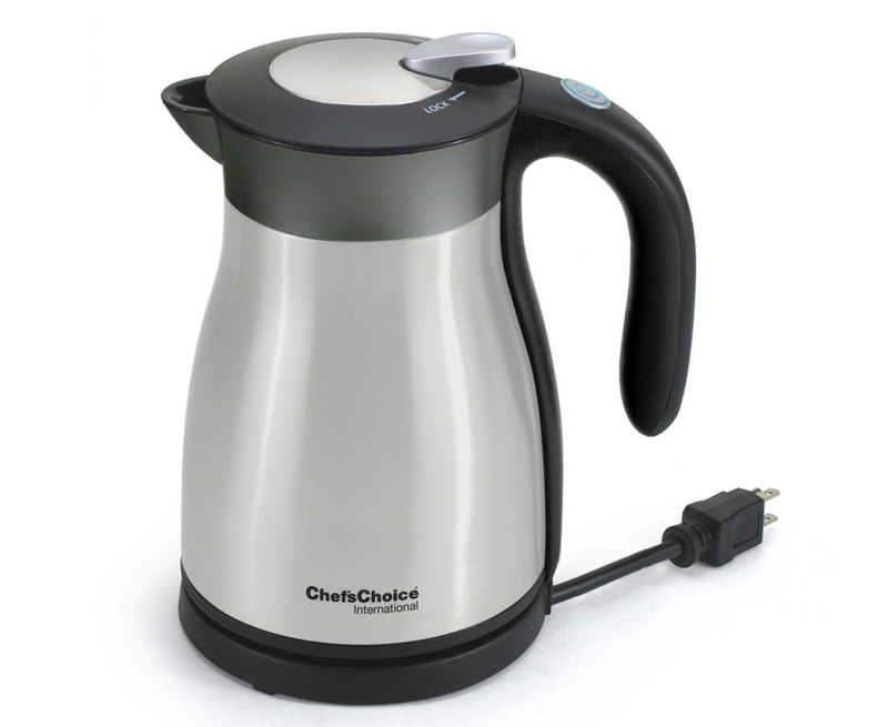 Chef's Choice KeepHot 1.5-L Electric Kettle, Model 692