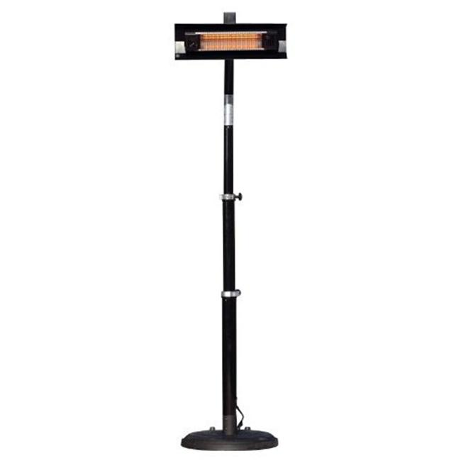 Well Traveled 02678 Mojave Sun Offset Pole Mounted Infrared Patio